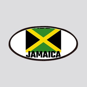 Made In Jamaica Patch