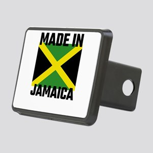 Made In Jamaica Rectangular Hitch Cover