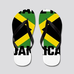 Made In Jamaica Flip Flops