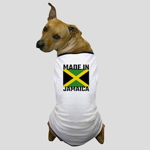Made In Jamaica Dog T-Shirt