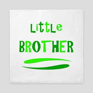 Little Brother Queen Duvet