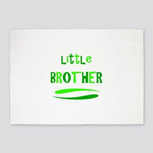 Little Brother 5'x7'Area Rug