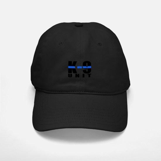 K-9 Unit Blue Line Baseball Hat