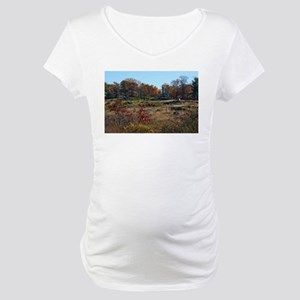 Gettysburg National Park - Littl Maternity T-Shirt