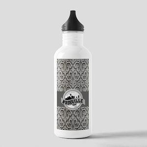 Nashville Music City-S Stainless Water Bottle 1.0L
