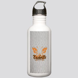 Nashville Music City-S Stainless Water Bottle 1.0L
