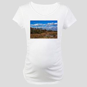 Gettysburg National Park - Fall Maternity T-Shirt