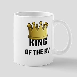 King Of The RV Mugs