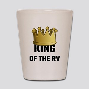 King Of The RV Shot Glass