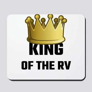 King Of The RV Mousepad