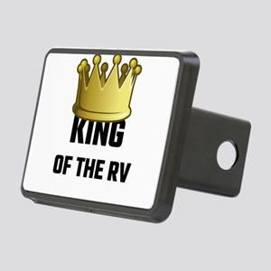 King Of The RV Rectangular Hitch Cover