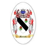 Marecek Sticker (Oval 10 pk)