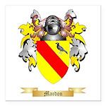 Mardon Square Car Magnet 3