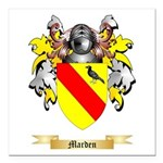Marden Square Car Magnet 3
