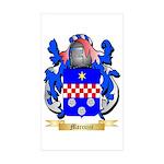 Marcuzzi Sticker (Rectangle 10 pk)