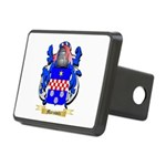 Marcowitz Rectangular Hitch Cover