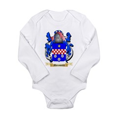 Marcowitch Long Sleeve Infant Bodysuit