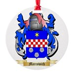 Marcowich Round Ornament