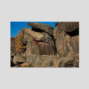 Gettysburg National Park - Devil's Den Magnets