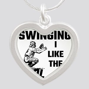 Keep Swinging I Like The Cool Breeze Necklaces