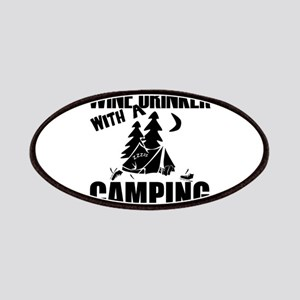 Just Another Wine Drinker With A Camping Pro Patch