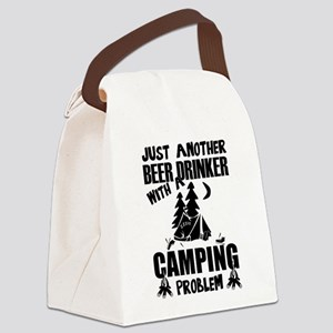 Just Another Beer Drinker With A Canvas Lunch Bag