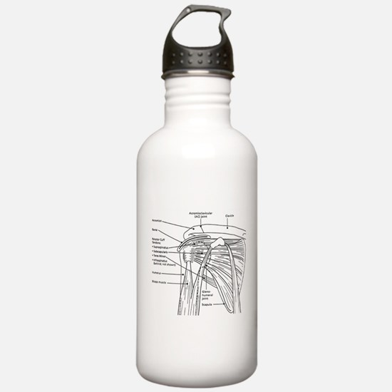 Shoulder Joint Water Bottle