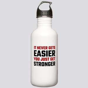 It Never Gets Easier Y Stainless Water Bottle 1.0L