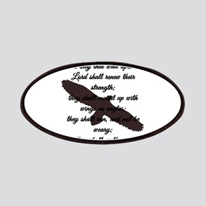 Isaiah 40:31 Patch
