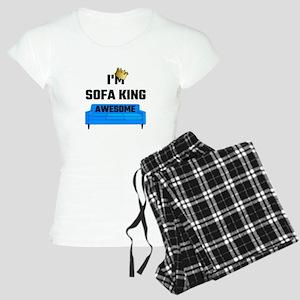 I'm Sofa King Awesome Women's Light Pajamas