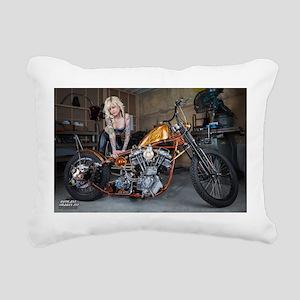 BSC_1 Rectangular Canvas Pillow