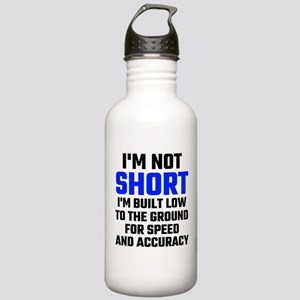 Im Not Short Stainless Water Bottle 1.0L