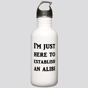 I'm just here to estab Stainless Water Bottle 1.0L