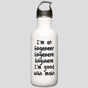I'm An Engineer I'm Go Stainless Water Bottle 1.0L