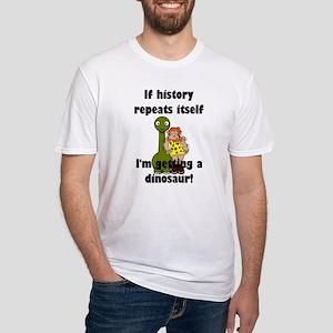 If history repeats its T-Shirt