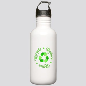 Reduce - Reuse - Recycle Water Bottle