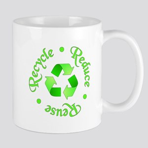 Reduce - Reuse - Recycle Mugs