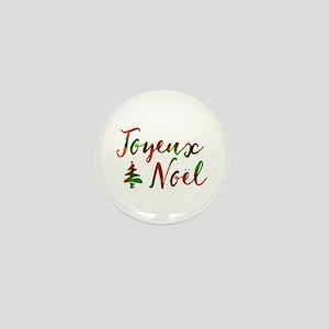 joyeux noel Mini Button