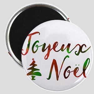joyeux noel Magnets