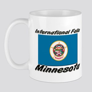 International Falls Minnesota Mug