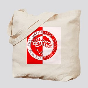 Olympiacos FC 3 Tote Bag