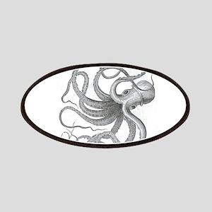 Large nautical steampunk vintage kraken octo Patch