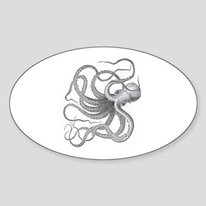 Large nautical steampunk vi Sticker