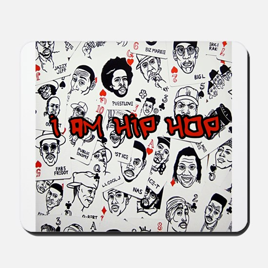 hiphopcards Mousepad