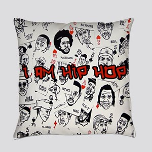 hiphopcards Everyday Pillow