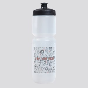 hiphopcards Sports Bottle