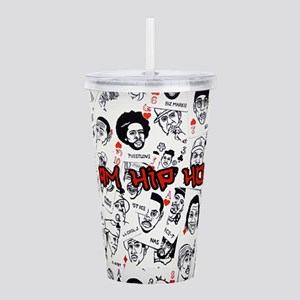 hiphopcards Acrylic Double-wall Tumbler