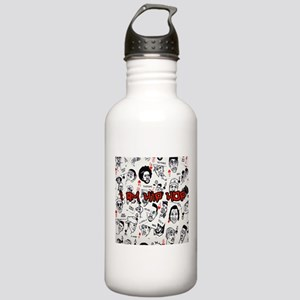 hiphopcards Water Bottle