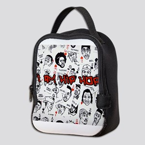 hiphopcards Neoprene Lunch Bag