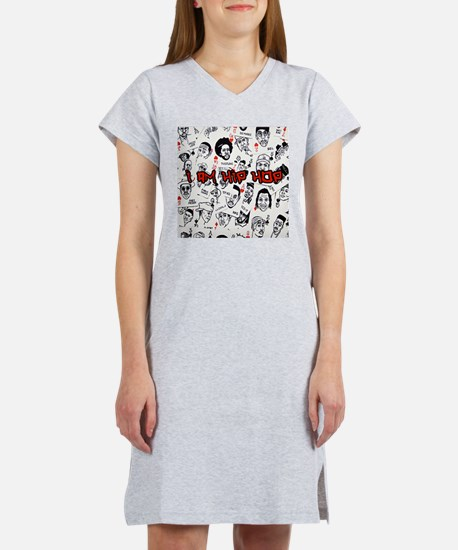 hiphopcards Women's Nightshirt